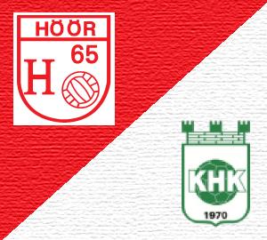 Höörs HK H 65 - Kungälvs HK